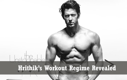 Hrithik's Workout Revealed