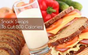 11 Snack Swaps To Cut Down 500 Calories a Day