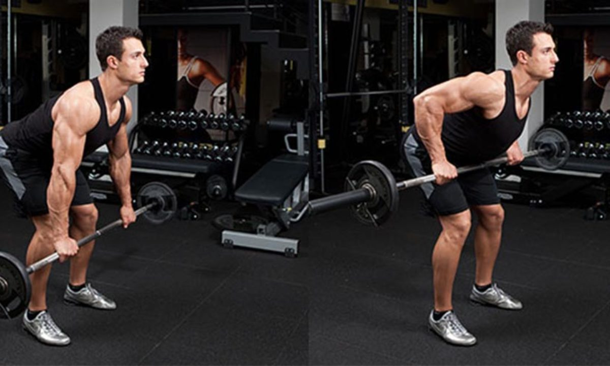 How To Do Bent Over Barbell Row Workouttrends Com