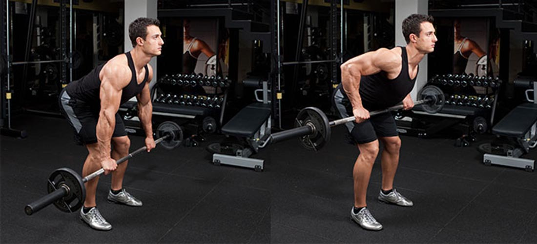 How To Do Bent Over Barbell Row ? | WorkoutTrends.com