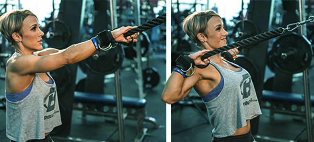 How To Do Cable Face Pull ??? | WorkoutTrends.com