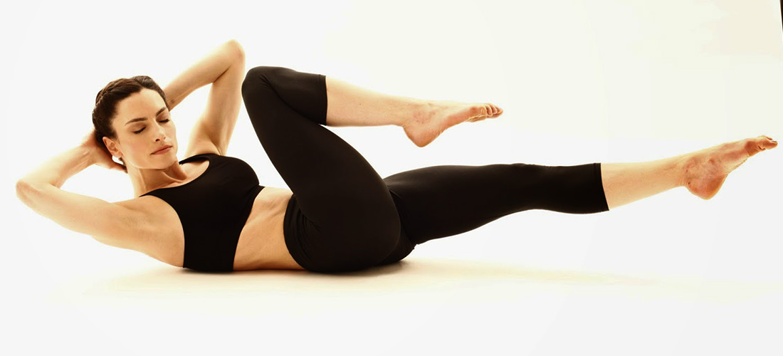 How To Do Cross Body Crunch ??? | WorkoutTrends.com