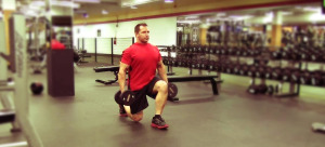 How To Do Dumbbell Lunges