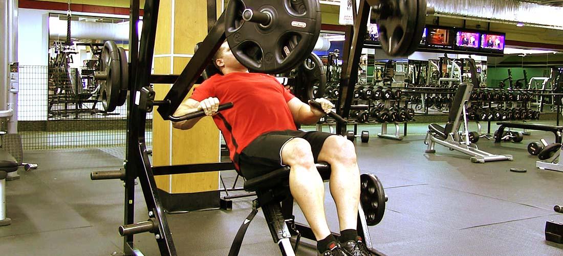 How To Do Hammer Strength Machine Chest Press