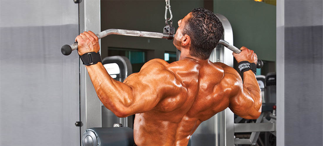 How To Do Wide Grip Lat Pulldown ??? | WorkoutTrends.com