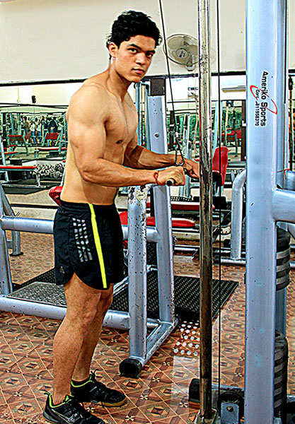How To Do Triceps Pushdown