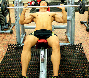 HOW TO DO INCLINE BARBELL BENCH PRESS
