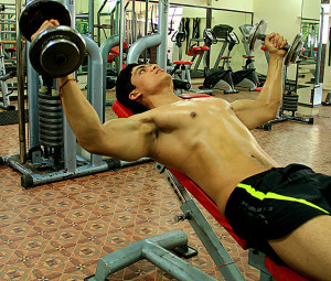 HOW TO DO INCLINE DUMBBELL FLY