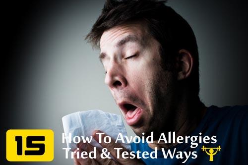 fight allergies