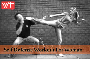 Self Defense Workout For Every Woman