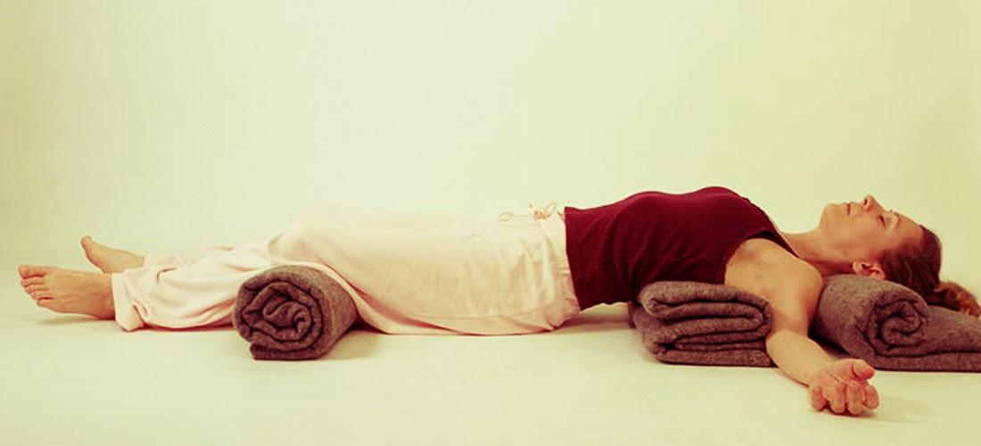 Йога для беременных перед сном 38