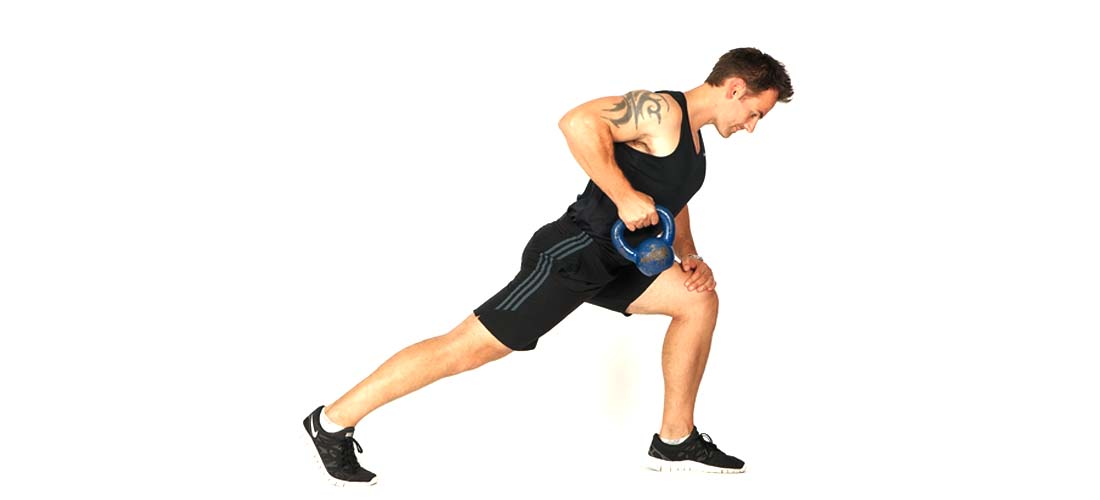 Kettlebell Home Workout - See How to Workout at Home