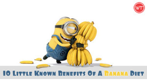 10 Little Known Benefits Of A Banana Diet
