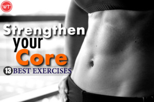Abdominal Training for strong core