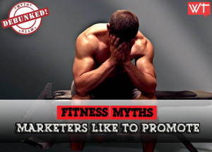 top fitness myths busted