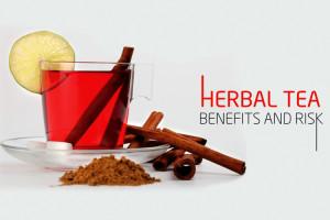 herbal tea benefits and risks