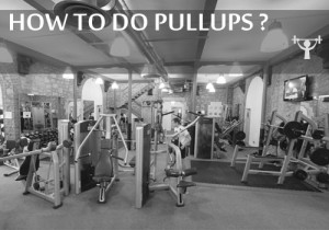 how to do pullups