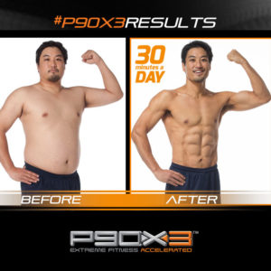 p90x3 success results