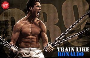 cristiano ronaldo celebrity workout