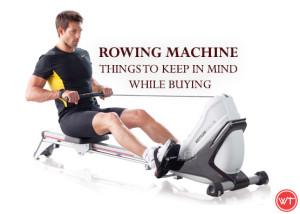rowing machine buy guidelines