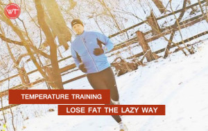 winter workout temperature training for weight loss
