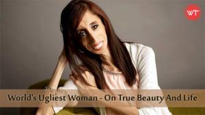 world's ugliest woman motivation