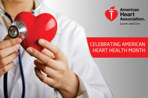 American healthy heart month
