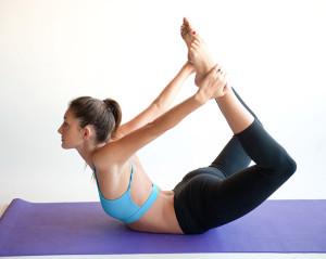 Yoga-Bow-Pose