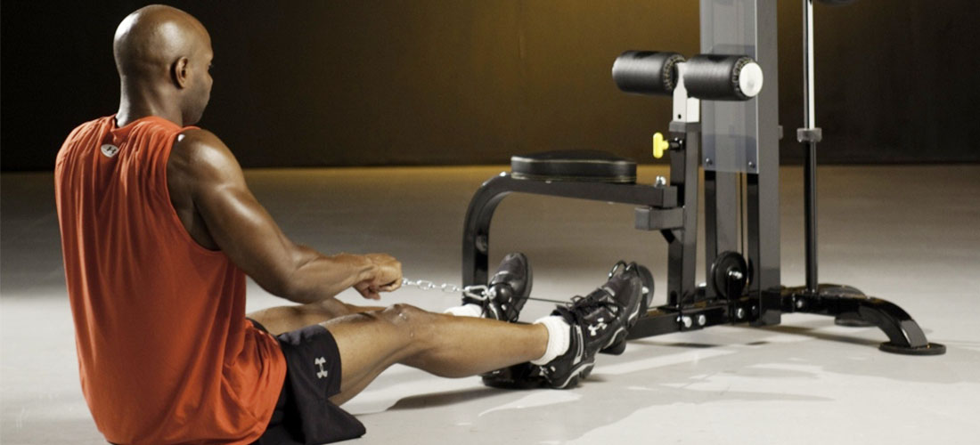 How To Do Seated Low Cable Row Workouttrends Com