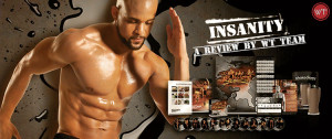 SHAUN T'S INSANITY WORKOUT REVIEW