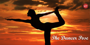 dancer pose yoga