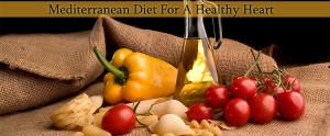 Mediterranean Diet For A Healthy Heart