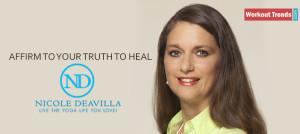Nicole Deavilla yoga interview