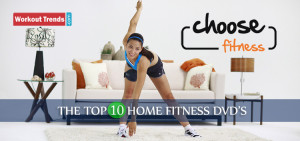 top home fitness dvd's