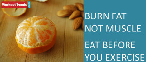 Best Fat Burning Nutrition To Eat Drink Before Exercise