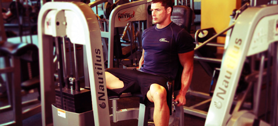 inner thigh adductor machine