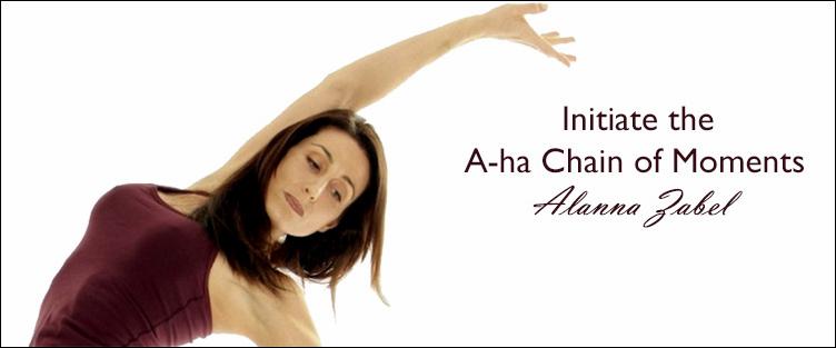 Initiate The Aha Chain Of Moments