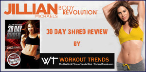 jillian michaels 30 day shred review