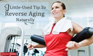 Reverse ageing tip