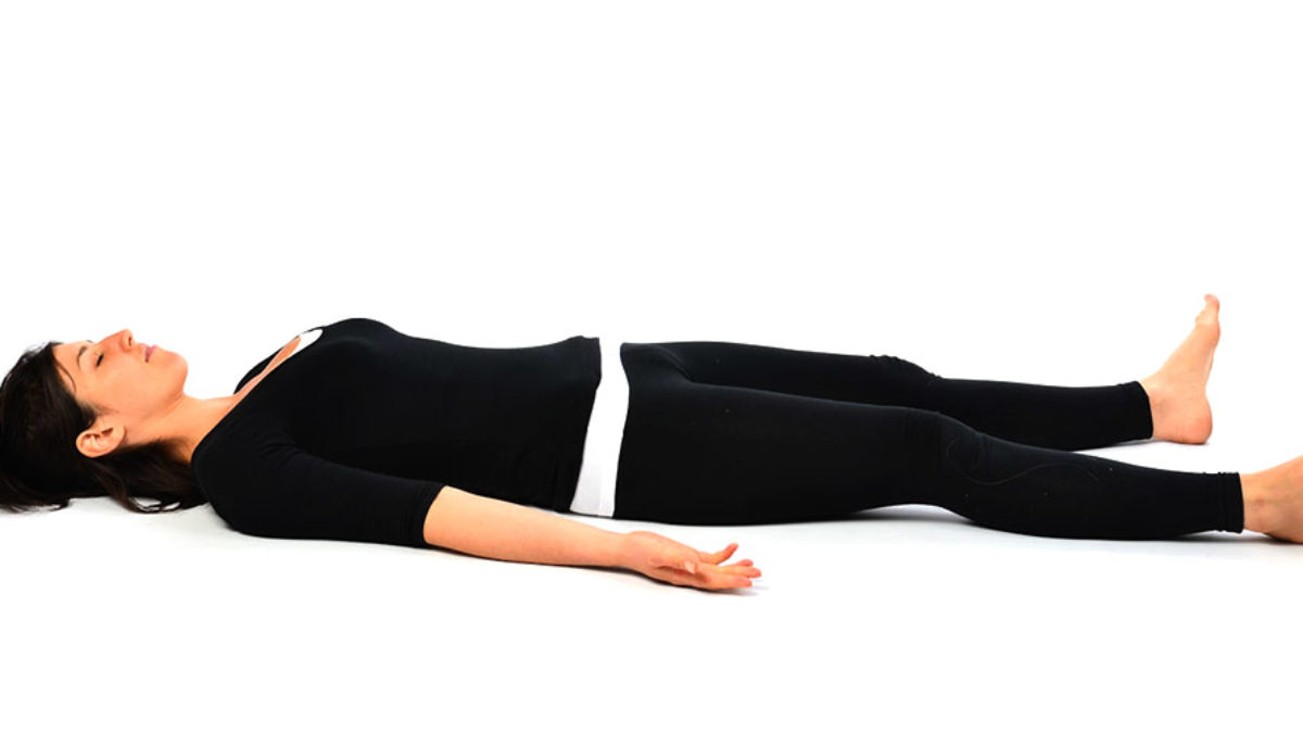 Savasana Is Performed In Which Position