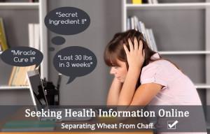 Seeking health information online