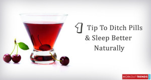 montmorency cherries for insomnia
