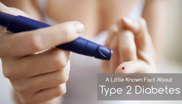 A Little Known Fact About Type 2 Diabetes