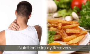 nutrition in injury recovery