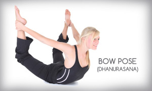 Bow Pose (Dhanurasana)