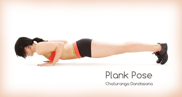 four limbed staff pose  chaturanga dandasana