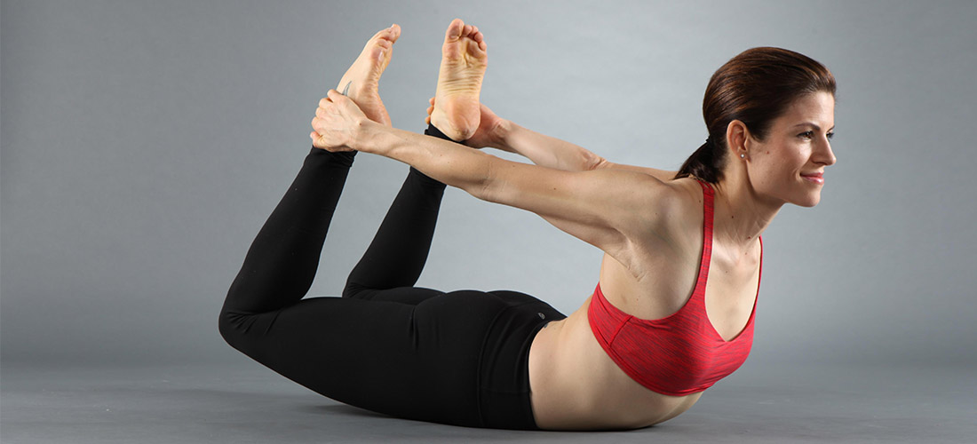 Image result for 4. Bow Pose yoga