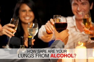 alcohol and lung cancer