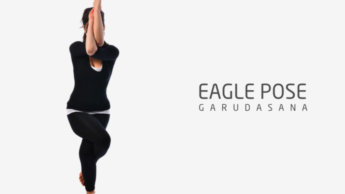 Low Eagle Pose