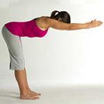Half Forward Bend Pose (Ardha Uttanasana) thumbnail